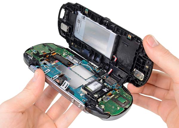 PSP Vita Flat-Rate Repair