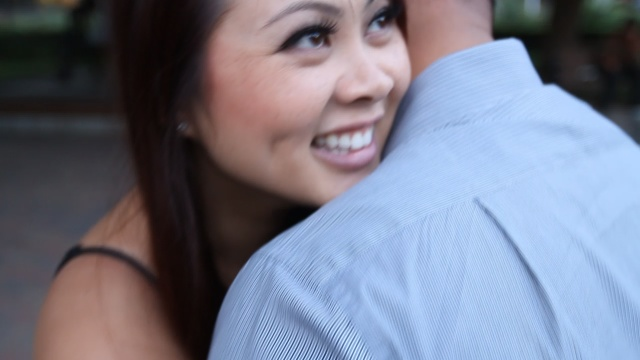 Kim and Tan engagement video