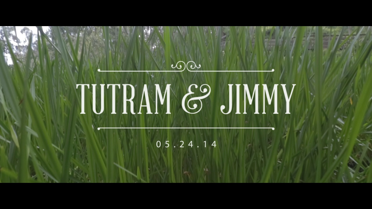 Tutram & Jimmy Engagement Video