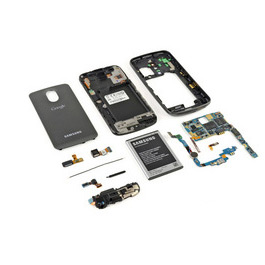 Samsung Galaxy S5 DC jack, camera, buttons, speaker, etc