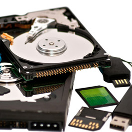 Data recovery & transfer