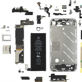 iPhone Flat Rate Repair(these models: 4 4s 5 5S)
