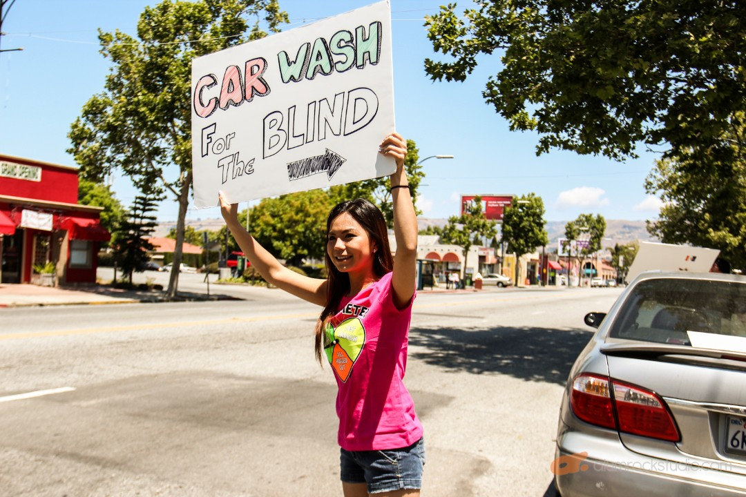 Car Wash for the Blind 2012