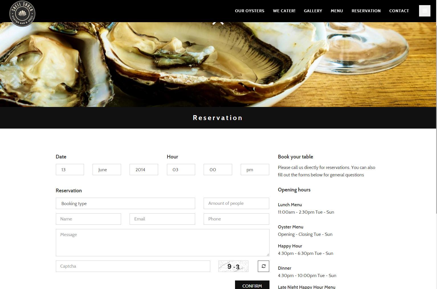 ShellShock Restaurant