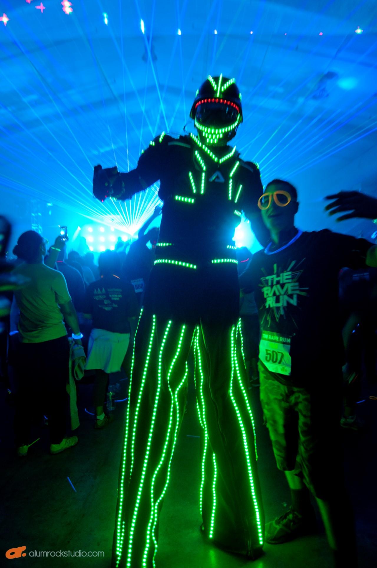 The Rave Run 2013 -San Jose
