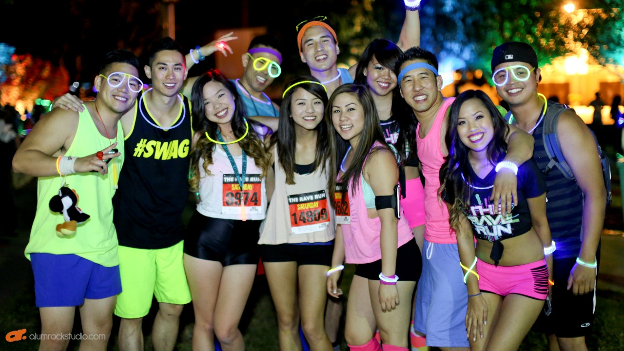 The Rave Run 2013 -San Jose | same night event coverage by Alum Rock Studio