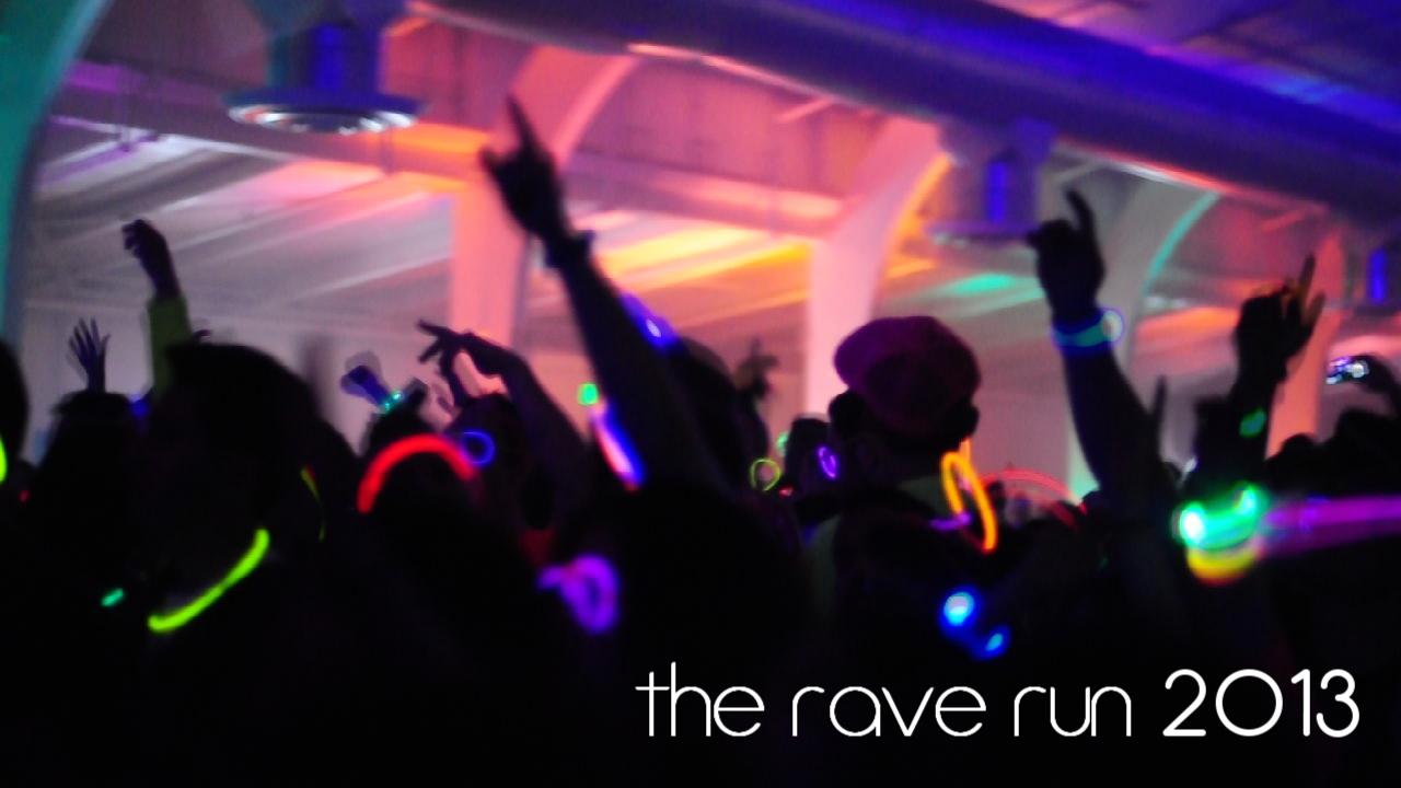 The Rave Run 2013